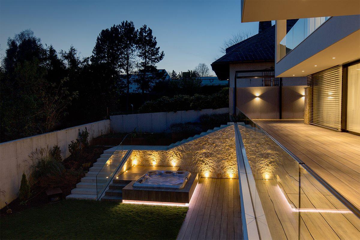 Habitation extérieure