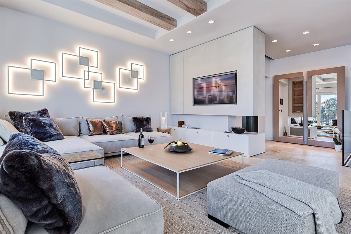 Habitation intérieure