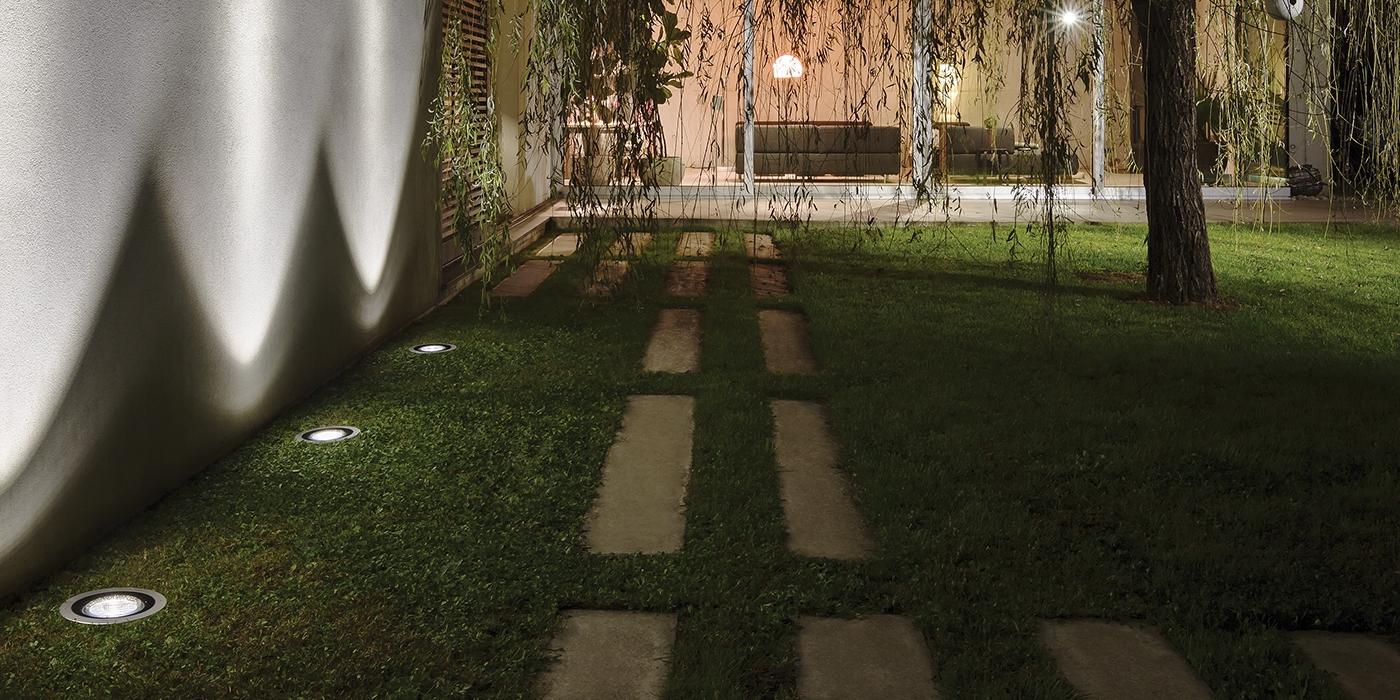 Spot LED - Encastré sol