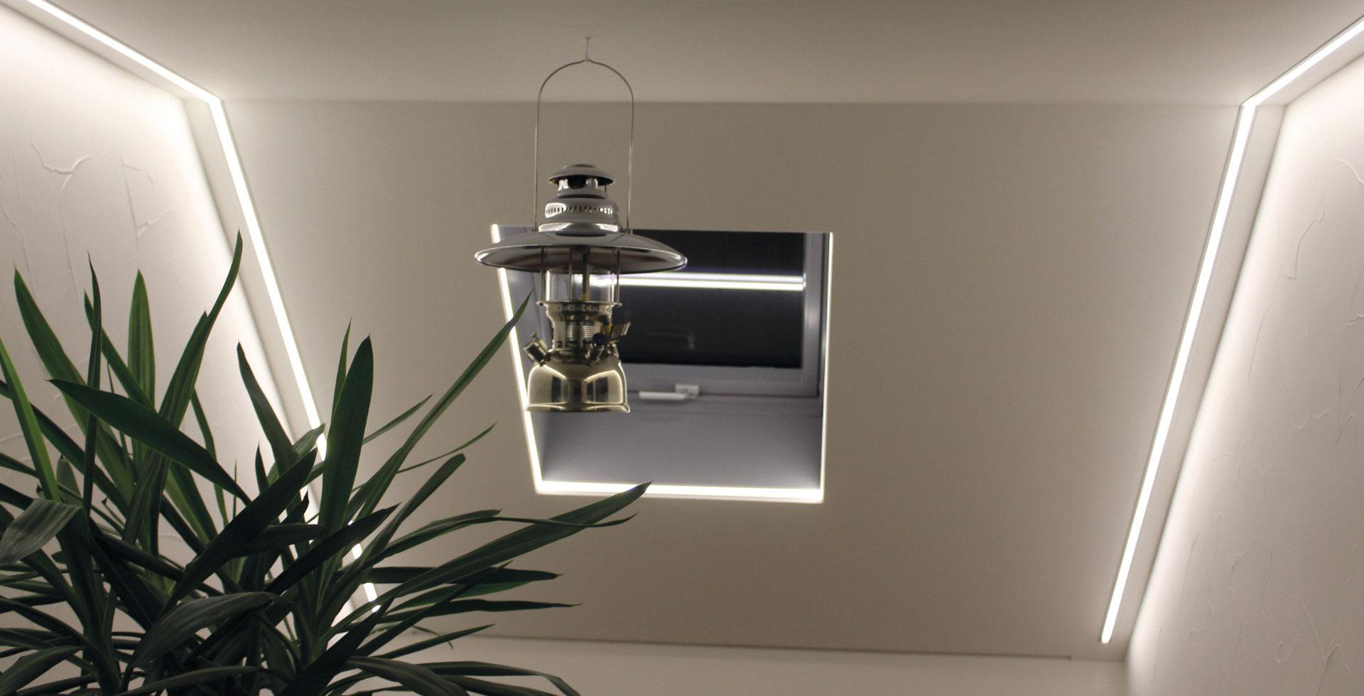 LED linéaire sur-mesure