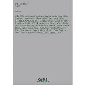 """Catalogue ARES """" FLOS OUTDOOR"""" 2017"""