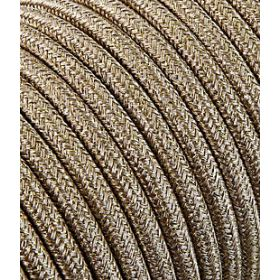 CABLE TEXTILE OR/METAL
