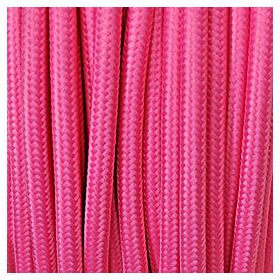 CABLE TEXTILE ROSE
