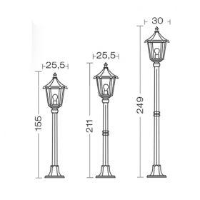MONACO - LAMP