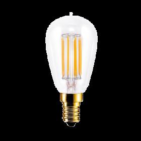 LED Radio Style clear