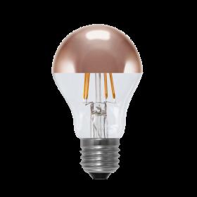 LED Bulb Mirror Head copper