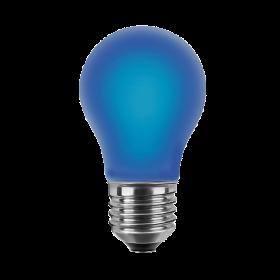 LED Bulb bleu