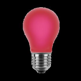 LED Bulb rouge